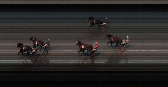 Målfoto for løp 10 på bane BT den 11.10.2014