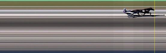 Målfoto for løp 5 på bane LE den 28.06.2015