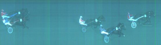 Målfoto for løp 4 på bane ST den 01.11.2014
