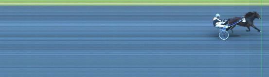 Målfoto for løp 6 på bane ST den 18.07.2015